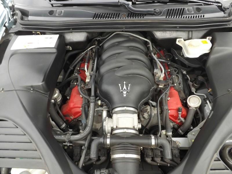 Maserati Quattroporte 2005 price $28,495
