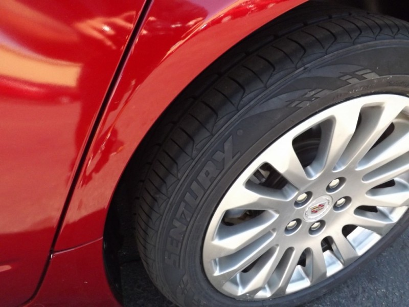 Cadillac CTS Sedan 2010 price $11,495