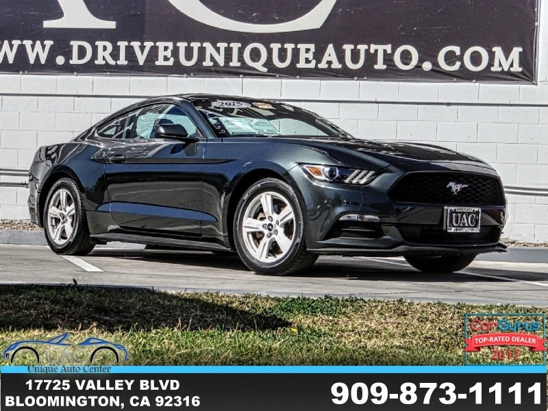 2015 ford mustang v6 for sale in los angeles ca cargurus. Black Bedroom Furniture Sets. Home Design Ideas
