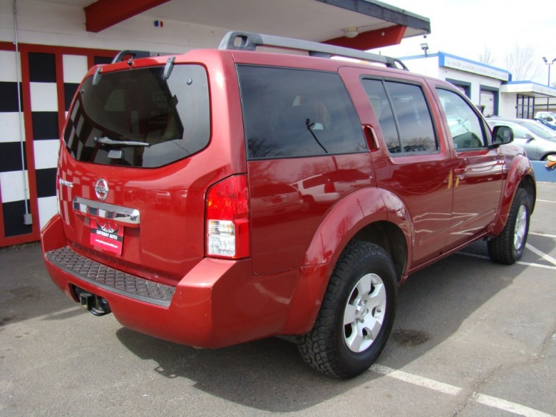Nissan Pathfinder 2008 price $8,591