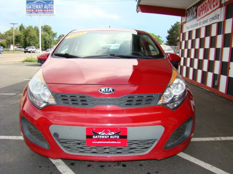 Kia Rio 2014 price $8,299