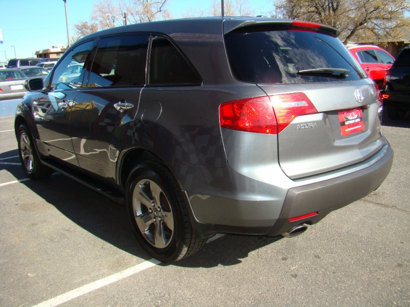 Acura MDX 2009 price $11,299