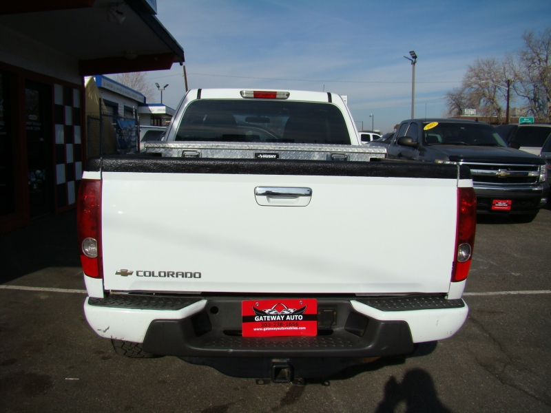 Chevrolet Colorado 2012 price $11,495