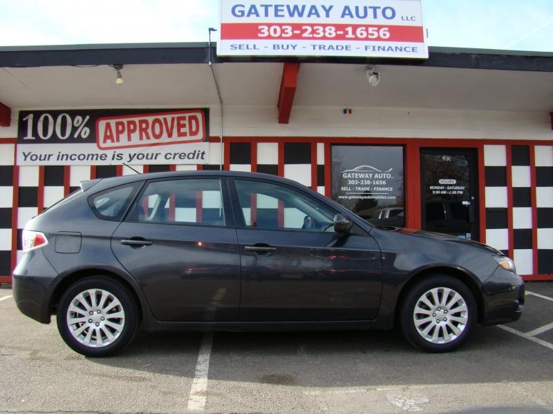 Subaru Impreza Wagon 2010 price $9,299