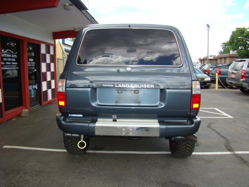 Toyota LAND CRUISER 1991 price $16,999