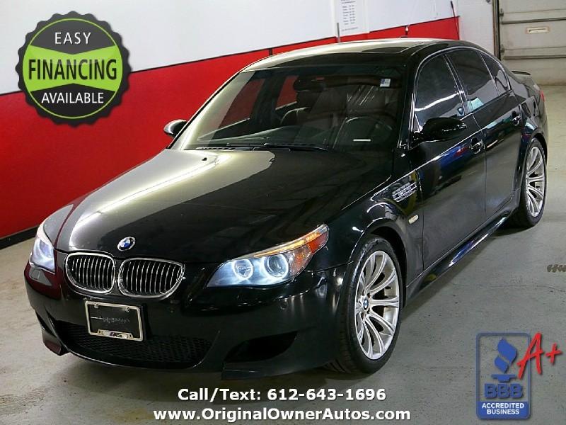 2006 BMW 5 Series M5 4dr Sdn