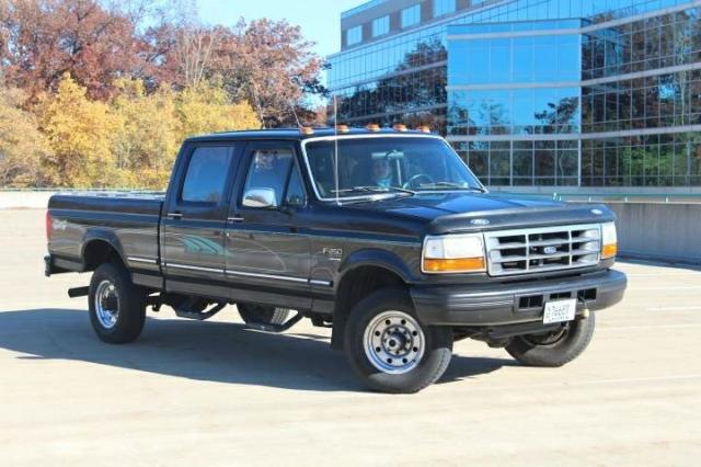 1997 Ford F250 7.3 Diesel