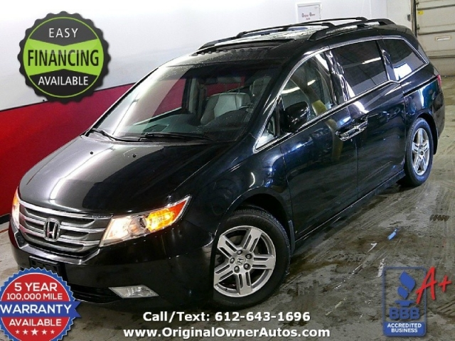2011 Honda Odyssey Ex L Touring Elite 1 Owner Dvd Inventory