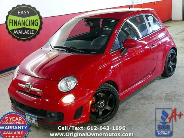 2012 FIAT 500 Abarth 5-sd Turbo, beautiful fun car - Inventory ...