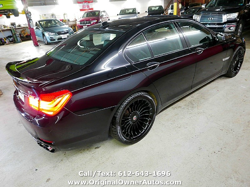 BMW 7-Series 2012 price $19,995