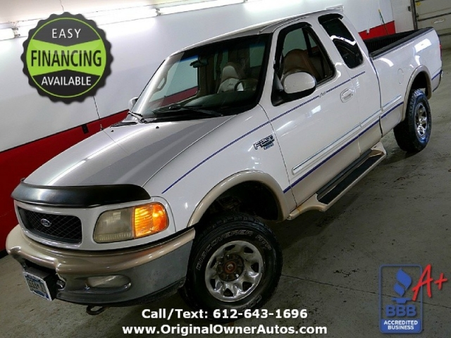 1998 Ford F-250 Series