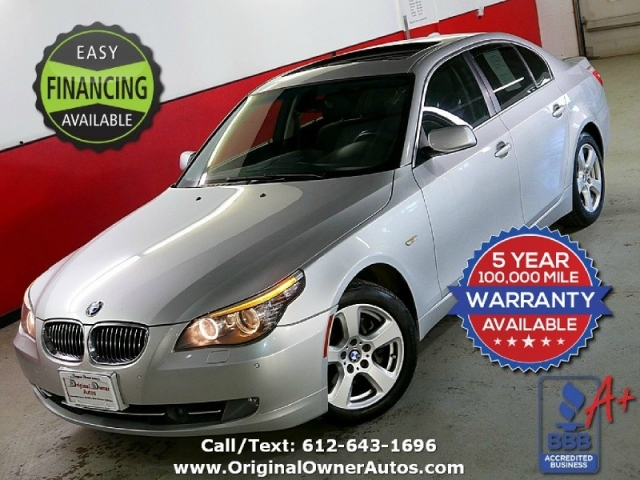 2008 Bmw 535xi Awd X Drive Turbo Loaded Up Financing
