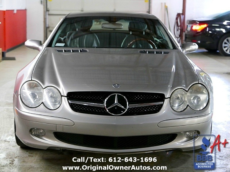 Mercedes-Benz SL-Class 2004 price $5,495