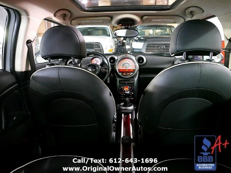 Mini Cooper Countryman 2011 price $9,995