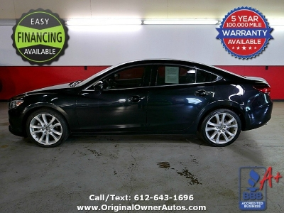 2014 Mazda Mazda6 Touring Mint leather 37 MPG 1 owner