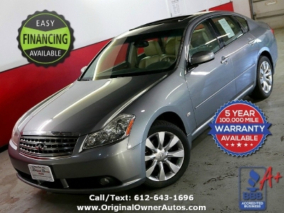 2006 INFINITI M35X AWD leather heated options C-L-E-A-N