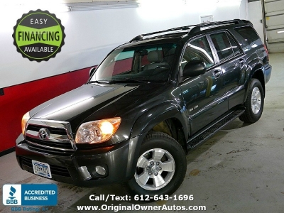 2008 Toyota 4Runner 4WD 4.0 V6 4x4 beautiful 1 owner
