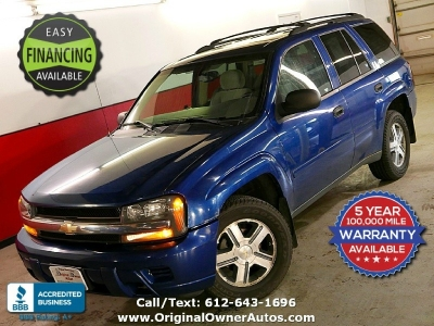 2006 Chevrolet TrailBlazer 4WD LS CLEAN & Runs awesome 4.2L