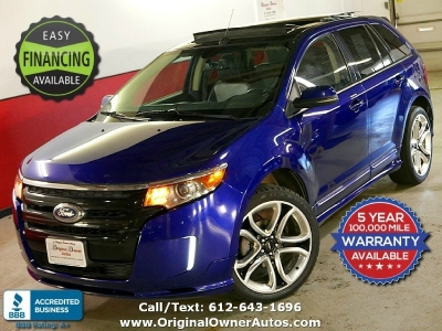 2013 Ford Edge Sport AWD ultra rare in this condition! 73k miles