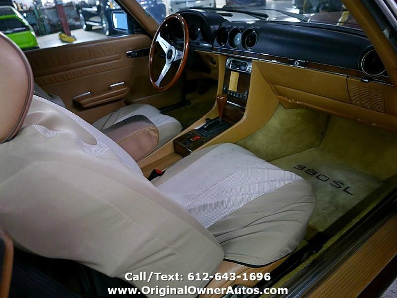 Mercedes-Benz 380 Series 1984 price $6,995