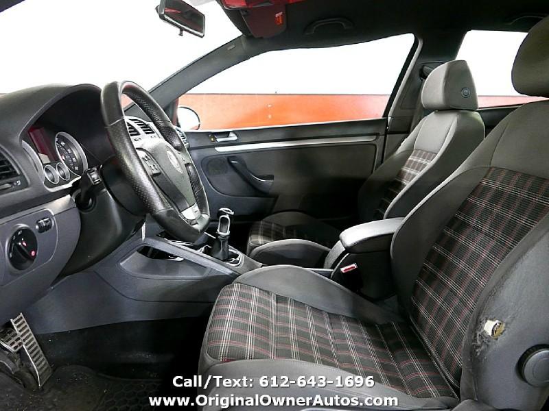 Volkswagen GTI 2008 price $5,995