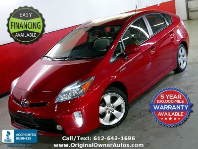 2013 Toyota Prius very very clean leather and loaded 51 MPG! Level 5