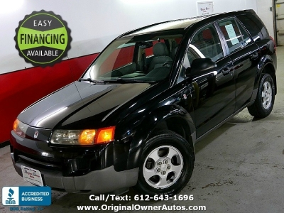 2003 Saturn VUE 5 speed manual trans great driver!