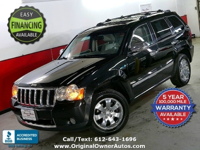 2009 Jeep Grand Cherokee Overland 4x4/4wd loaded CLEAN 5.7L Hemi