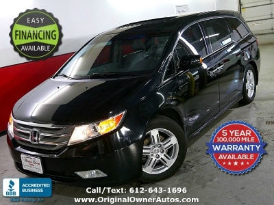 2011 Honda Odyssey Touring Elite Amazing beautiful 1 owner van!