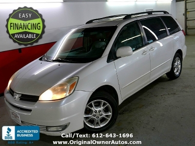 2004 Toyota Sienna XLE Limited AWD leather heated