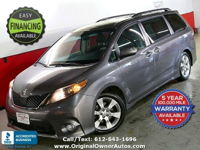 2011 Toyota Sienna 8-Pass SE sport great looking Van!