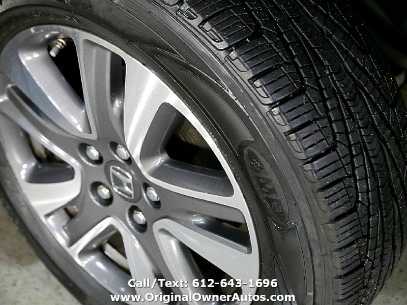 Honda Odyssey Touring Elite Gvwr