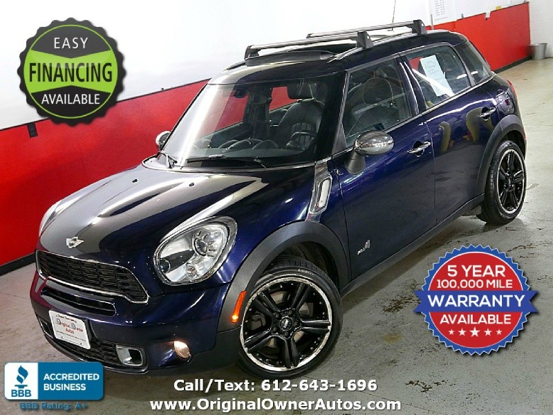 Mini Cooper Countryman 2011 price $7,995