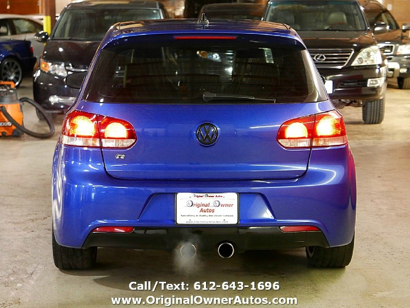 Volkswagen Golf R 2012 price $15,495