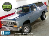 Dodge RAMCHARGER 1985