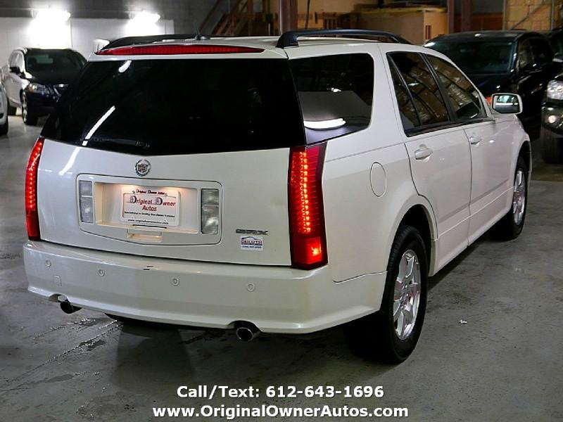 Cadillac SRX 2007 price $4,995