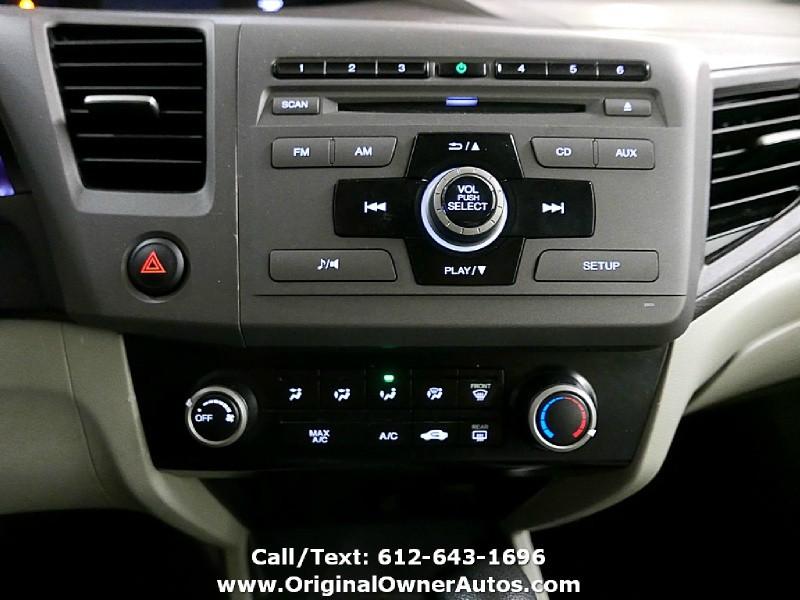 Honda Civic Sdn 2012 price $5,495