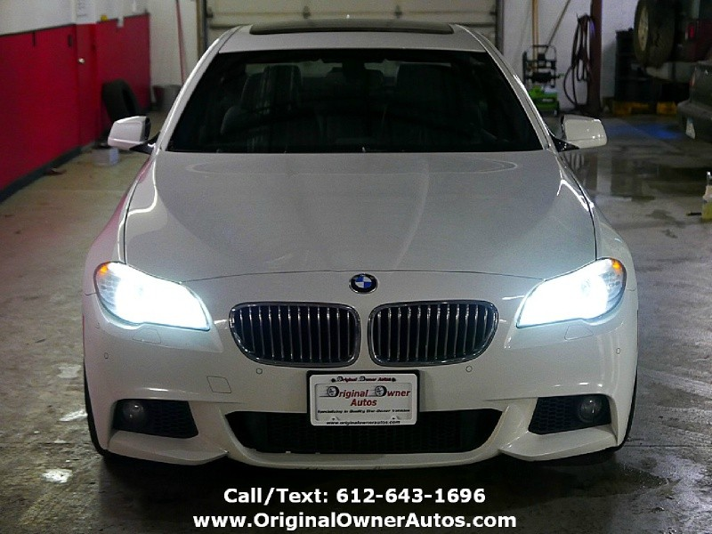 BMW 5 Series 2011 price $13,995