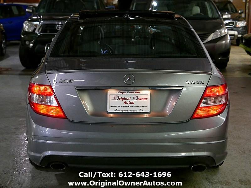 Mercedes-Benz C-Class 2011 price $9,495