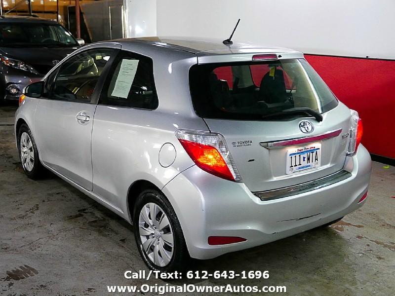 Toyota YARIS 2012 price $5,995