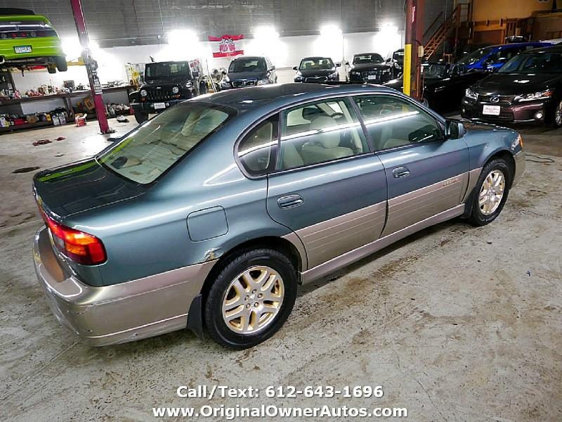 Subaru LEGACY 2002 price $4,995