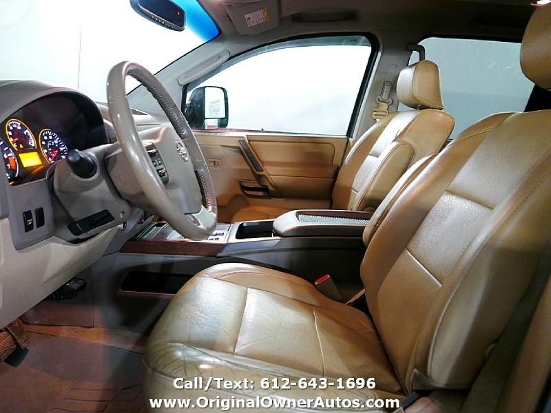 Nissan TITAN 2008 price $9,995