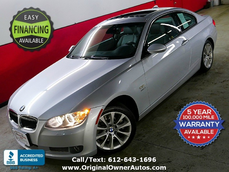 BMW 3-Series 2009 price $10,995