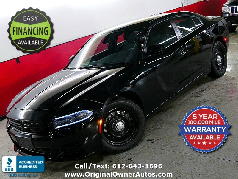 2015 Dodge Charger Police Edition 5 7 Hemi V8 Awd 1 Owner Original