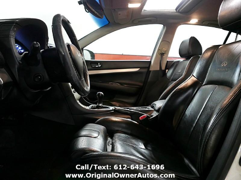 Infiniti G35 Sedan 2007 price $4,995