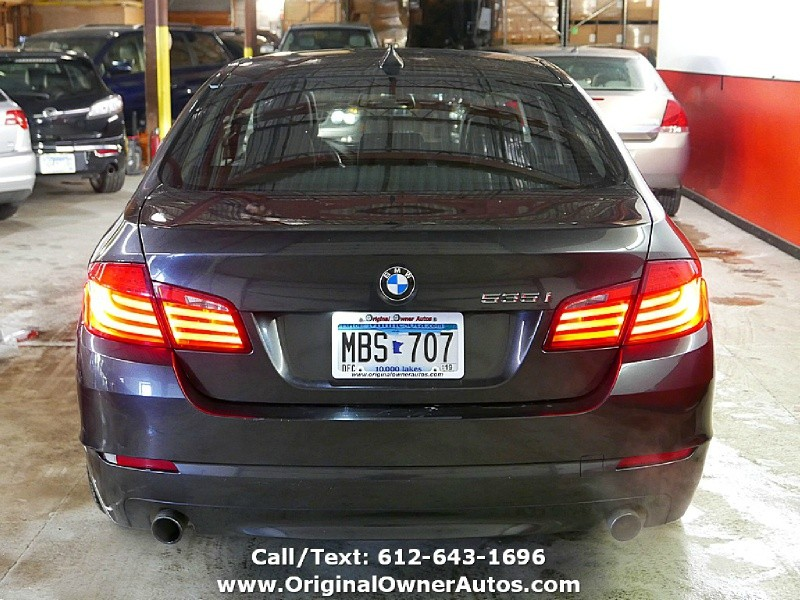 BMW 5-Series 2011 price $9,495