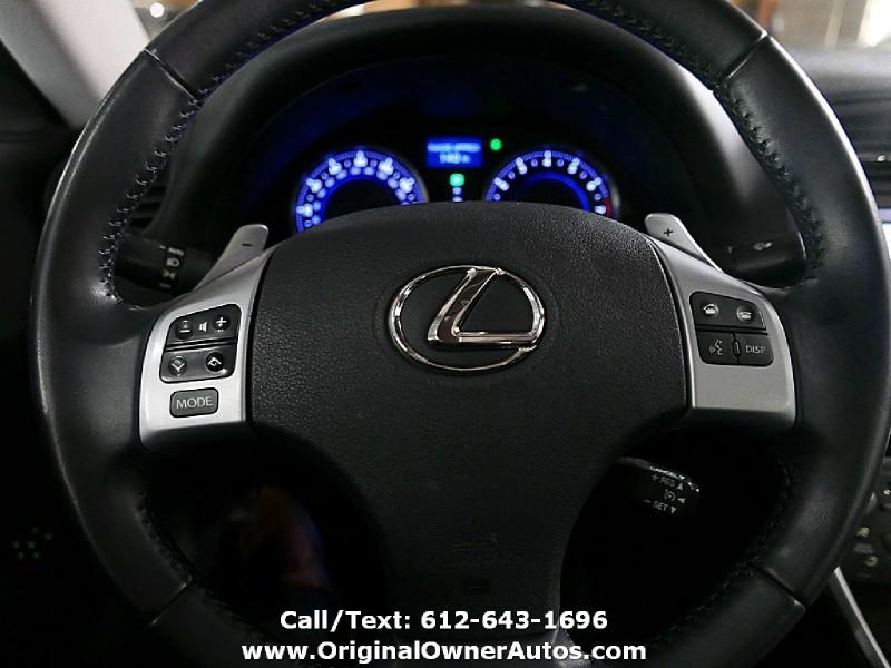 Lexus IS 250 2012 price $13,995