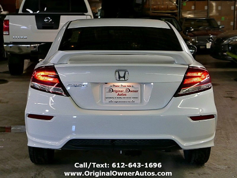 Honda Civic Coupe 2015 price $11,495