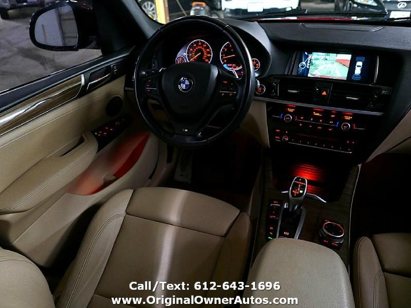 BMW X3 2015 price $23,995