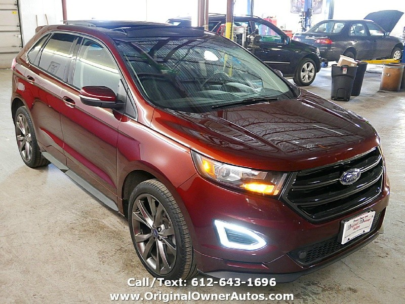 Ford Edge 2016 price $24,795